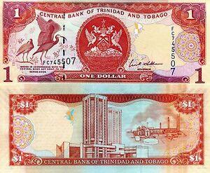 TRINIDAD /& TOBAGO 5 Dollars Banknote World Paper Money UN Currency Pick p47 2006