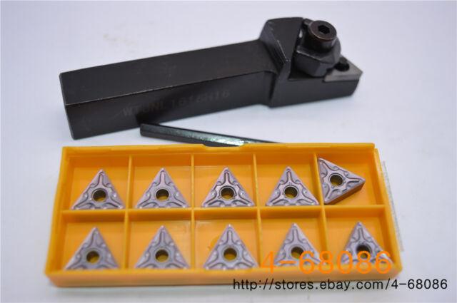 TNMG160408-MA VP15TF TNMG332-MA carbide insert CNC TOOL 10Pcs