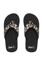 724179b7174 Animal Womens Swish Thong Flip Flops Classic Soft Padded Summer Slip On  Sandals