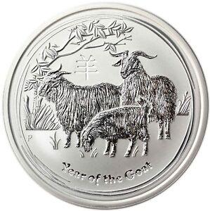 Australien-1-Dollar-2015-Jahr-der-Ziege-Lunar-II-Anlagemuenze