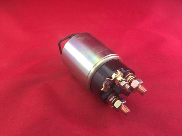 NEW USA MADE Duramax Diesel Hitachi Starter Starter Solenoid For S14-100 6.6L