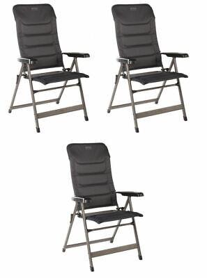 2018 2 x Vango Kensington Tall Chair Excalibur