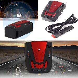 Cobra-16Band-GPS-Speed-Radar-Detector-Scanning-Voice-Alert-Laser-Camera-Detector