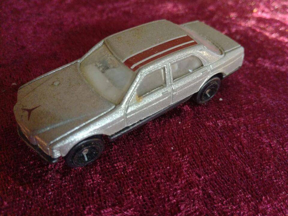 Modelbil, Ukendt Mercedes, skala 1 : 87
