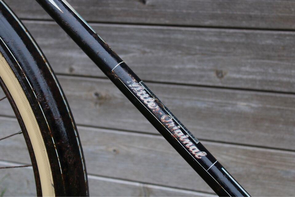 Herrecykel, andet mærke WITTLER VINTAGE , 58 cm stel
