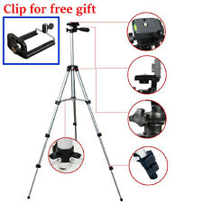Professional Camera Tripod Projector Bracket Video Flexible Portable Stand DSLR