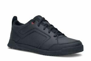 Details About Shoes For Crews Men S Heron Black Slip Resistant Athletic Restaurant Shoes