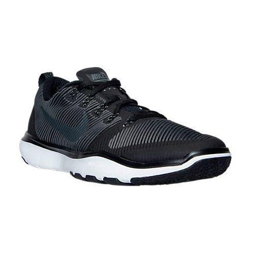 Nuevo en Caja Nike Nike Caja Free Tren Versatilidad Entrenamiento Negro Azul Blanco 432c71