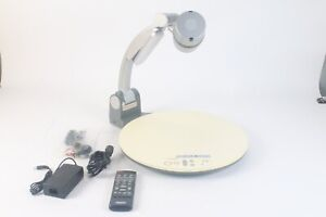 Samsung UF-80DX Digital Presenter W/ Power Supply , Remote , Mouse and Case