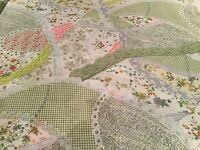 100% Cotton Fabric 140cm Wide - Sold Per Half Metre