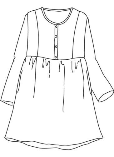 FLAX Designs  Linen Dress  S  /&   M  /& L   NWT   Easy Dress