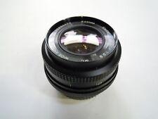 Vivitar mc 28mm F2.8 lente gran angular pentax ajuste manual