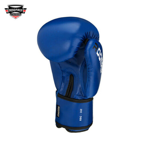 ROOMAIF Boxing Gloves Muay Thai Fight Sparring Gloves Punch Bag Training MMA UK