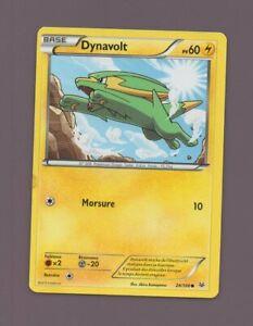 Pokémon Nr. 24/108 - Dynavolt - PV60 (B357)