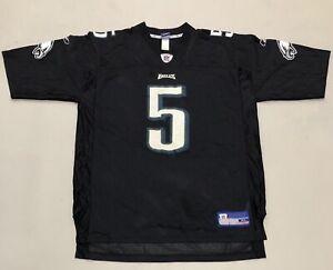 470c4b9b886 Image is loading Vintage-Philadelphia-Eagles-Donovan-McNabb-NFL-On-Field-