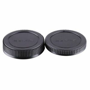1-SET-Rear-Lens-and-Body-Cap-Cover-for-Olympus-M4-3-Lumix-Panasonic-GX1-Lumix