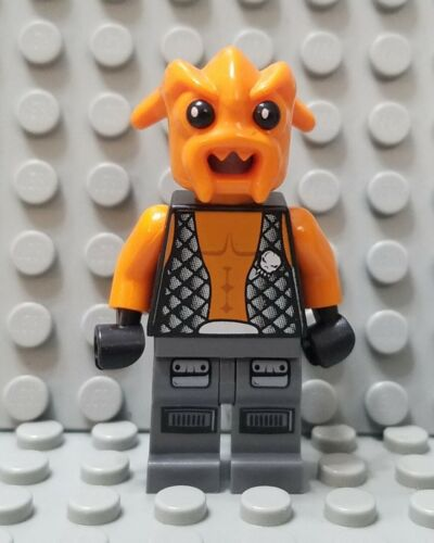 LEGO Space Police 3 Kranxx Alien Minifigure