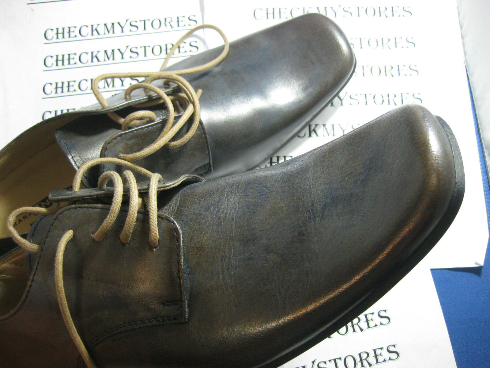 NIB NEW Mark Nason COLTER herren DESIGNER DESIGNER DESIGNER PREMIUM LEATHER schuhe SZ11 MADE ITALY 6db41b