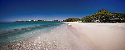 HUGE BEACH SCENE PARADISE LANDSCAPE SEASCAPE DECOR WALL ART PRINT PICTURE POSTER