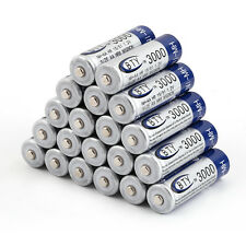 48PCS AA 3000mAh 1.2V Ni-MH rechargeable battery Cell /RC BTY TO