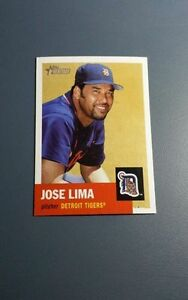 JOSE-LIMA-2002-TOPPS-HERITAGE-CARD-171-A6616