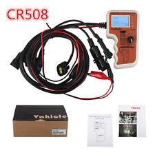 CR508 Diesel Common Rail Pressure Tester Simulator  Sensor Analyzers Test Tool
