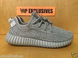 LKAdidas Yeezy 350 Boost Moonrock Moonlight Gray AQ 2660 Trading Area (New)