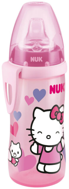 NUK Hello Kitty Active Cup 300 ml, ab 12 Monate, neu &ovp