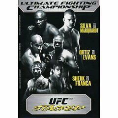 1 of 1 - UFC 73 - STACKED (Wrestling DVD) - Sealed