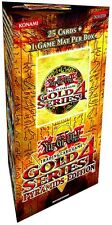 YuGiOh Gold Series 4 Pyramids Edition Booster Pack - GLD4 - Factory Sealed Box!