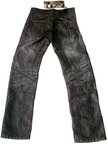 Kenzarro Nero argentoo Ilri Club STAR VIP Clubwear Jeans Jeans Jeans w28 l34 28 34 b26a85