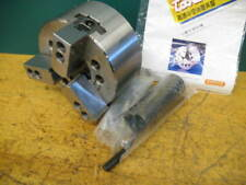 Tonfou 6 Cnc Lathe Power Chuck High Speed Open Center A2 5 Mount Hardinge