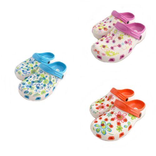 Viva Women/'s Clogs Beach Shoes Slippers for Sauna Garden Beach