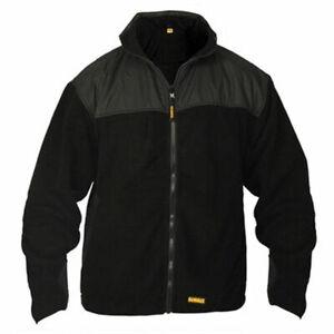 intera Cappotto con termico pile Dwc9 Dewalt zip in lavoro invernale uomo da 7wnzad