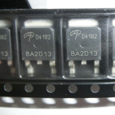 10PCS D4182 AOD4182 80V N-Channel MOSFET TO-252