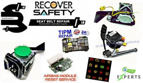 Single Stage to Dual Stage UPGRADE for Seat Belt Repair Service