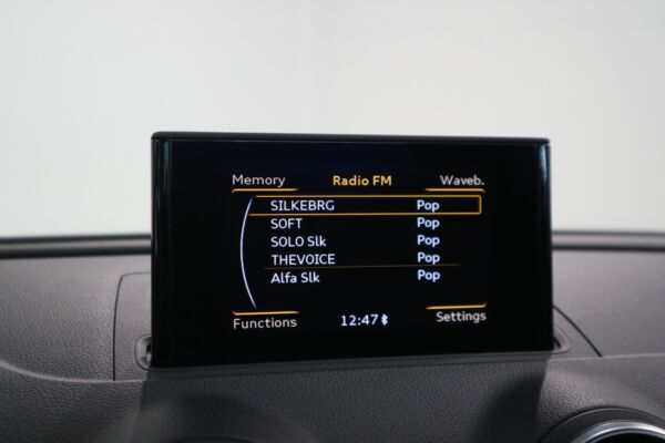 Audi A3 1,6 TDi Ambition Sportback billede 6