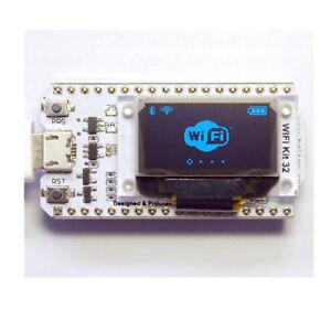 ESP32-Bluetooth-WIFI-Kit-Blue-OLED-0-96-034-Display-Module-IOT-Development-Board