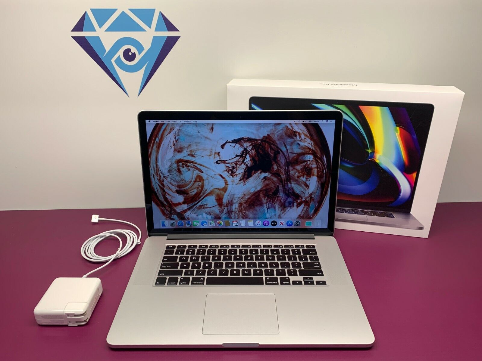 Apple MacBook Pro 15 inch * QUAD Core i7 3.4Ghz * 16GB RAM * 2TB SSD * OS2019. Buy it now for 887.00