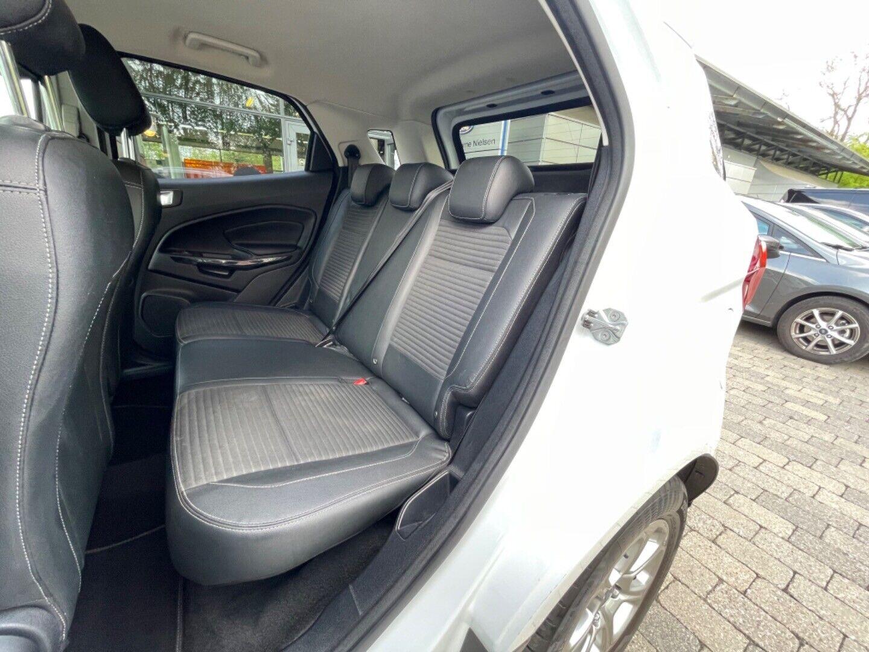 Ford EcoSport 1,0 SCTi 125 Titanium - billede 15