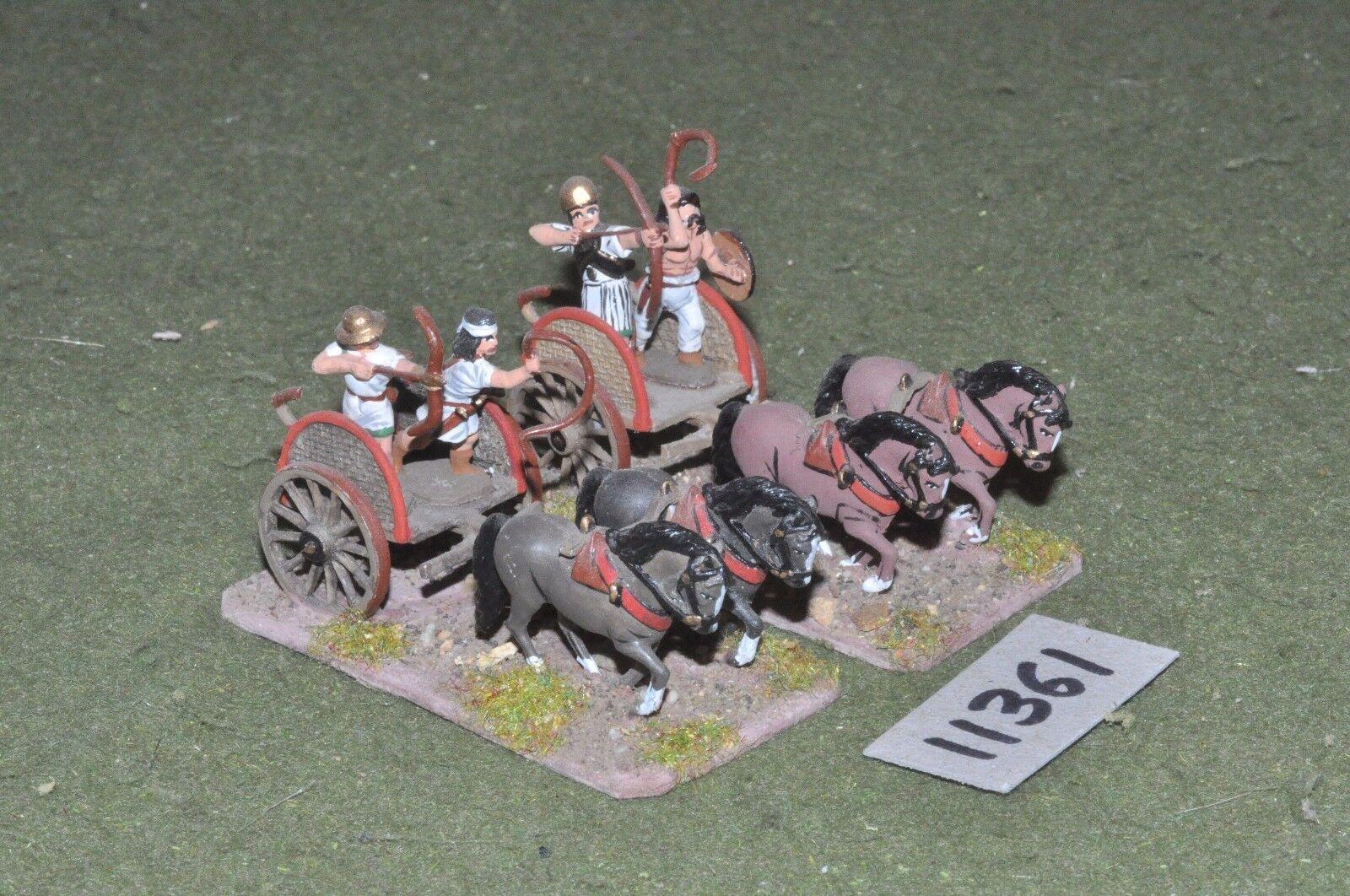 25mm medieval   gasgan - chariots 2 chariots - chariots (11361)