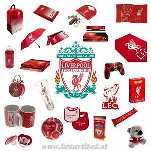 Details zu *UPDATE* Liverpool FC Fanshop Fanartikel Schal Fahne Klopp Geburtstag Geschenk