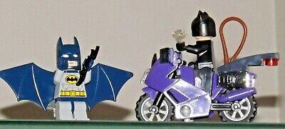 LEGO® DC Universe Batman Minifigure Figure w Rocket Backpack Wings from set 6858