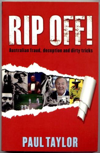1 of 1 - RIP OFF! | Paul Taylor | Australian Fraud Deception & Dirty Tricks | Qld QikPost