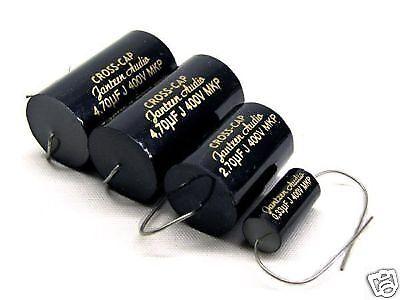 JANTZEN audio haut de gamme MKP Cross Cap 120,0 uf 400v
