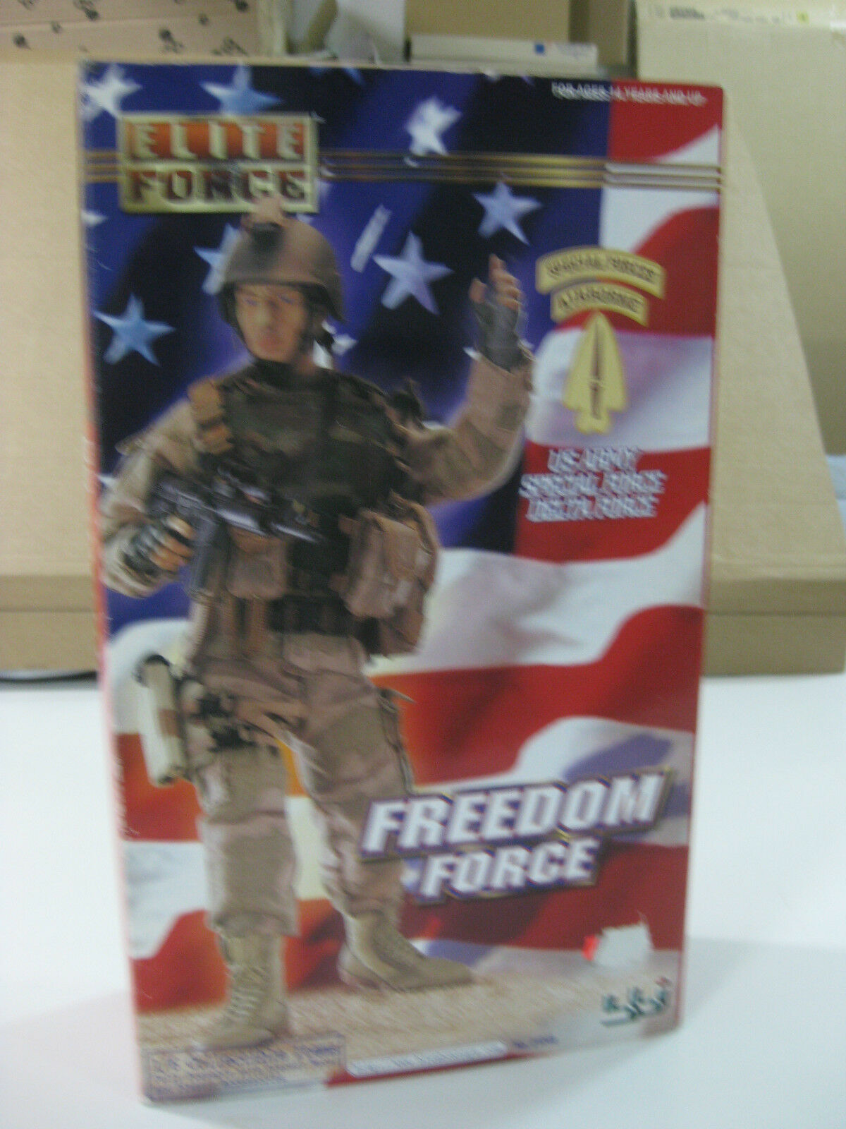 ELITE FORCE BBI-US ARMY SPECIAL FORCE DELTA FORCE-SPECIAL FORCES AIRBONE-E 1 6