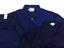 JOB LOT 10 x corvée française de l/'UE travailleur travail vestes-Bleu-Taille L-Wholesale