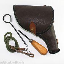 Original Soviet M1895Nagant revolver belt holster with accessories Marked
