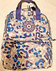 8d9c76932e Image is loading Kipling-Declan-Small-Backpack-Dazzling-Heart-Travel-Work-