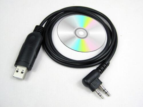 USB Program Cable For HYT Hytera Radio TC300 TC505 TC508 TC510 TC518 TC580 A155
